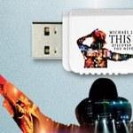Pamięć USB z Michaelem Jacksonem