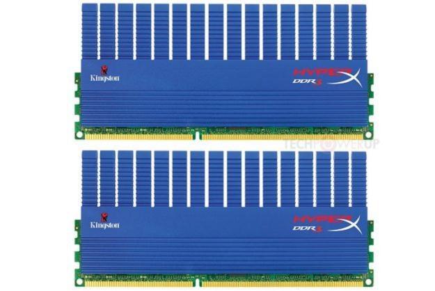 Pamięci RAM HyperX od Kingstona /materiały prasowe