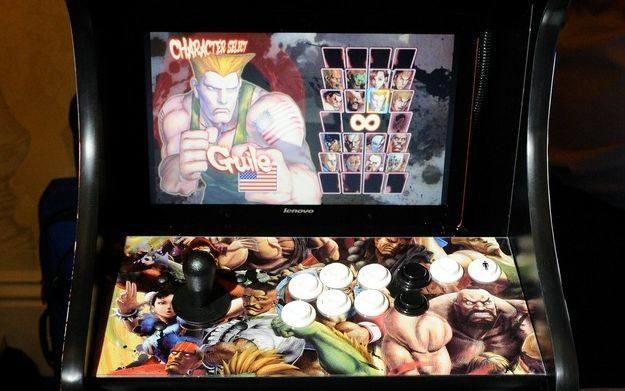 Pamiętacie takie automaty do gier? Klasyk! /Informacja prasowa