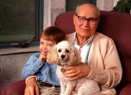 Pamiętaj o Dniu Dziadka