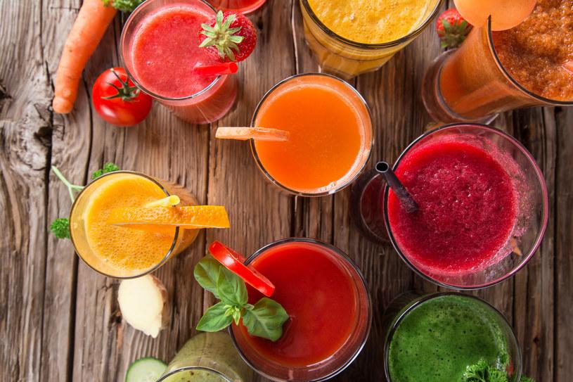 Pamiętaj! Sokowy detoks to nie dieta /123RF/PICSEL