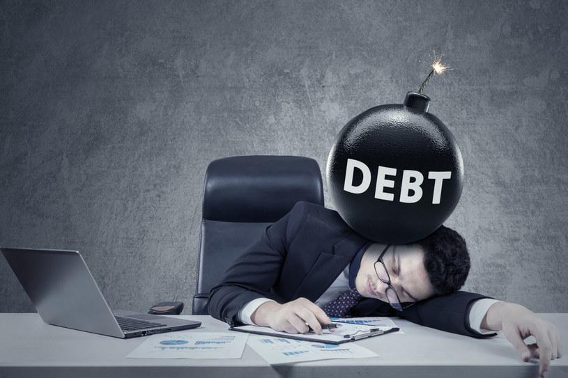 Pamiętaj, że ze złych długów można się wyrwać /123RF/PICSEL