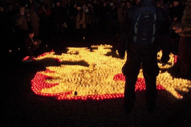 Pamiętajmy o rocznicy stanu wojennego /Łukasz Grudniewski /East News