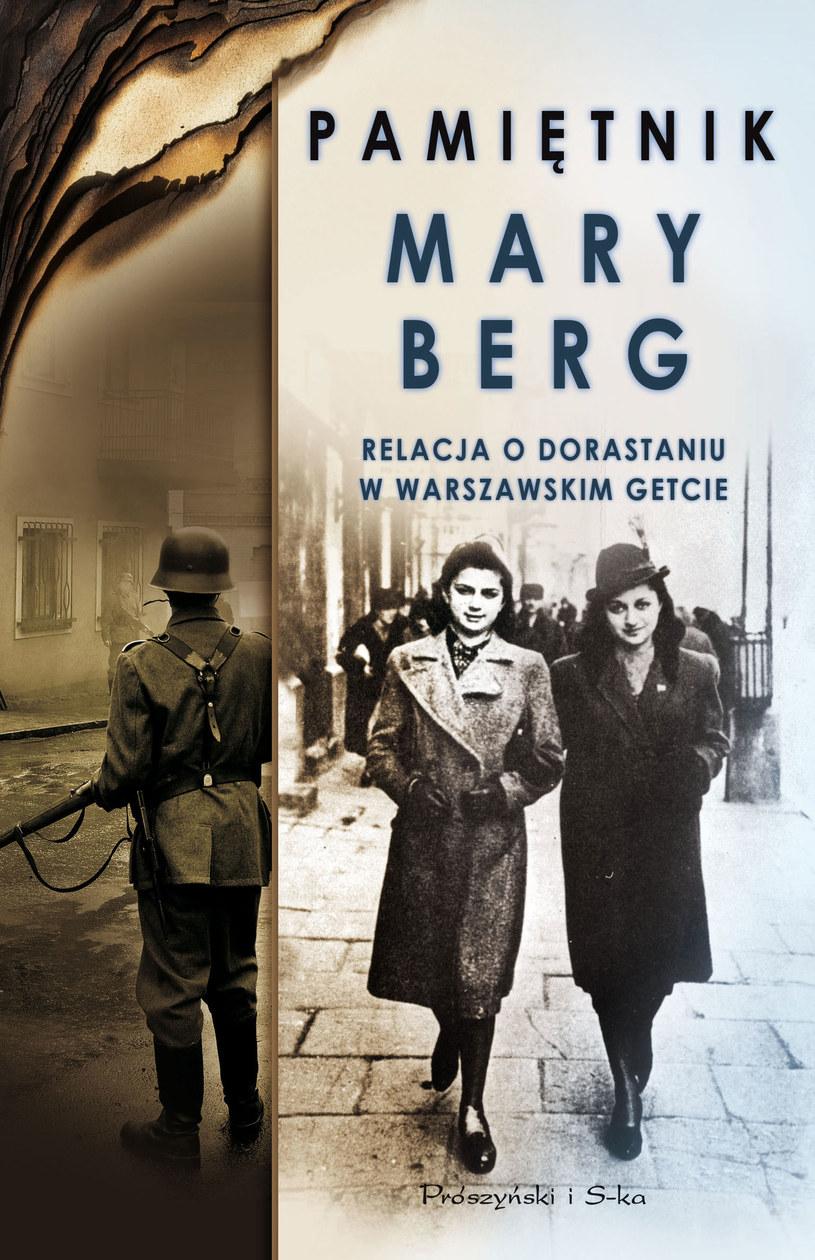 Pamiętnik Mary Berg /Styl.pl/materiały prasowe