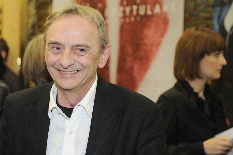 Pan Jerzy nazywany jest mistrzem drugiego planu  /Euzebiusz Niemiec /AKPA