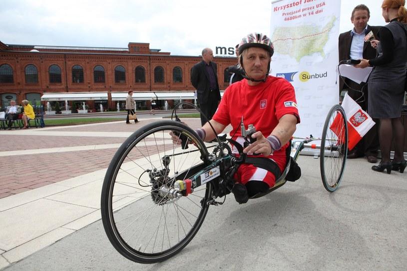 Randki prędkości wózka inwalidzkiego