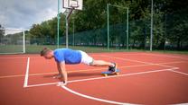 """""""Pan od WF-u"""": Ćwiczenia z deskorolką na klatkę, brzuch i plecy"""