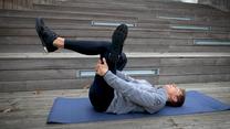 """""""Pan od WF-u"""": Stretching. Rozciąganie dolnych partii ciała"""
