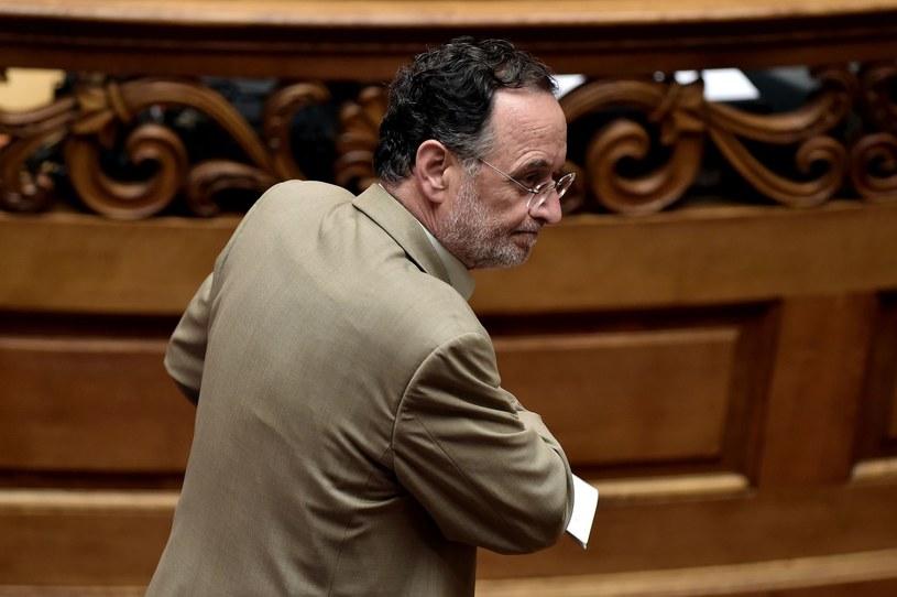 Panajotis Lafazanis /AFP