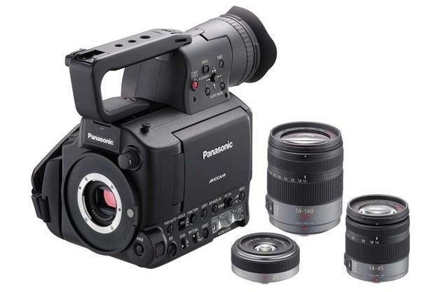Panasonic AG-AF101 /materiały prasowe