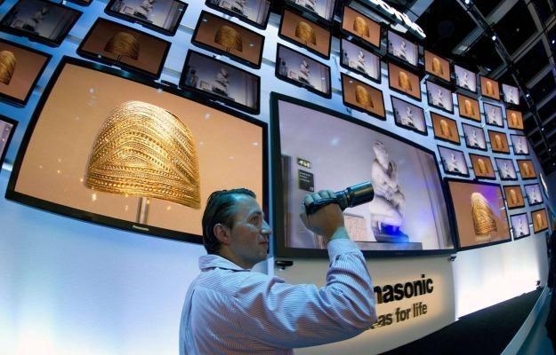 Panasonic będzie mógł pochwalić się 11 maja zyskami? /AFP