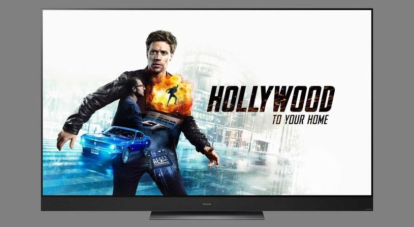 Panasonic GZ2000. Japończycy od lat współpracują z ekspertami z Hollywood przy projektowaniu swoich telewizorów /materiały prasowe