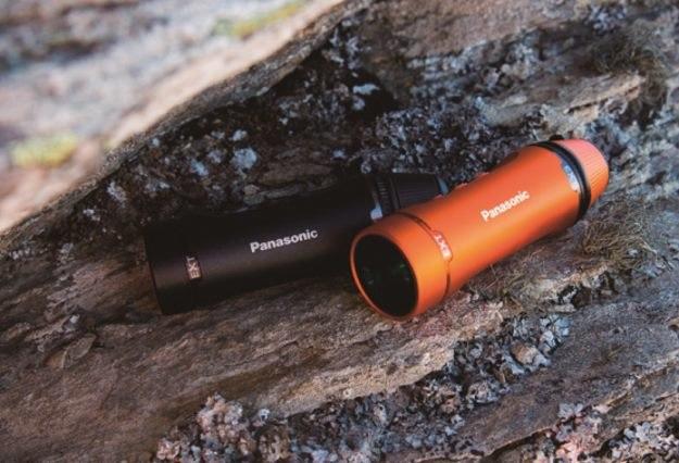 Panasonic HX-A1 /materiały prasowe