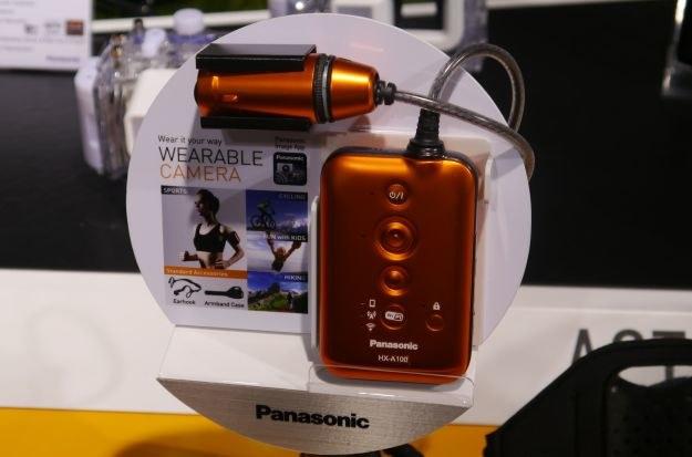 Panasonic HX-A100 /INTERIA.PL