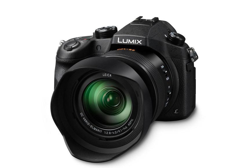Panasonic Lumix DMC-FZ1000 /materiały prasowe