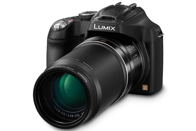 Panasonic Lumix DMC-FZ70 /materiały prasowe