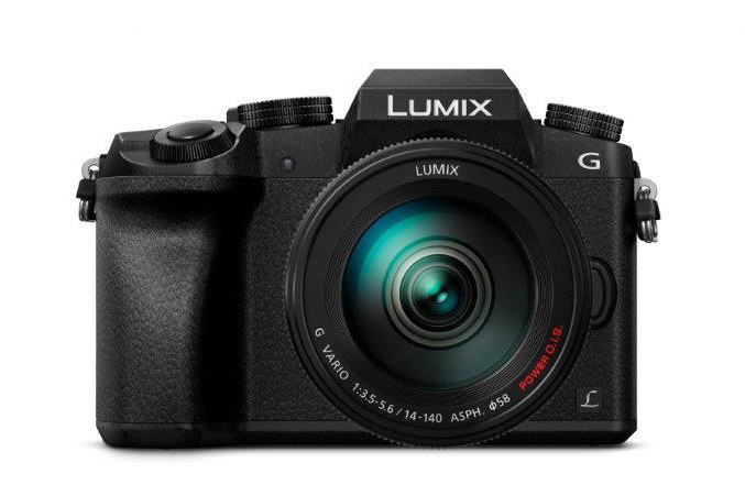 Panasonic Lumix DMC-G7 /materiały prasowe