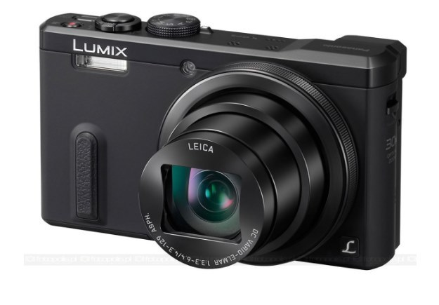Panasonic Lumix DMC-TZ60 - za około 1620 zł dostajemy potężny zoom /materiały prasowe