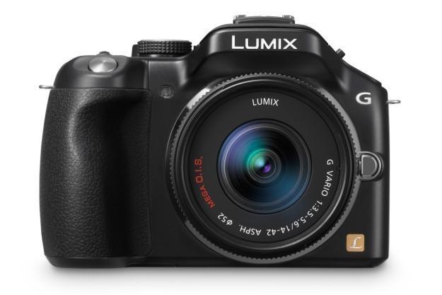 Panasonic Lumix G5 /materiały prasowe