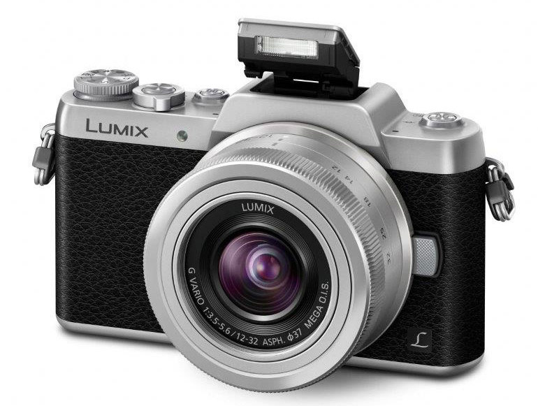 Panasonic Lumix GF7 /materiały prasowe