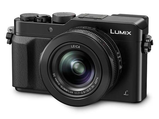 Panasonic Lumix LX100 /materiały prasowe