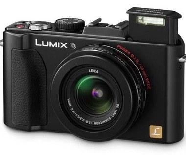 Panasonic Lumix LX5 - kompakt dla wymagających