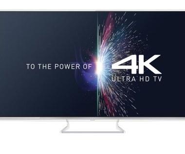 Panasonic przedstawia telewizor Ultra HD z wejściem 4K