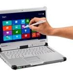 Panasonic sprzedał najwięcej wytrzymałych tabletów i notebooków w Europie