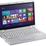 Panasonic Toughbook CF-AX2 – superwytrzymała hybryda z Windows 8 Pro