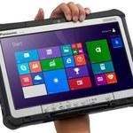 Panasonic Toughbook CF-D1 - nowy, potężny tablet do zadań specjalnych