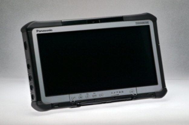 Panasonic Toughbook - wersja dla mechaników i nie tylko /materiały prasowe