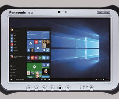 Panasonic z nową wersją pancernego tabletu Toughpad FZ-G1