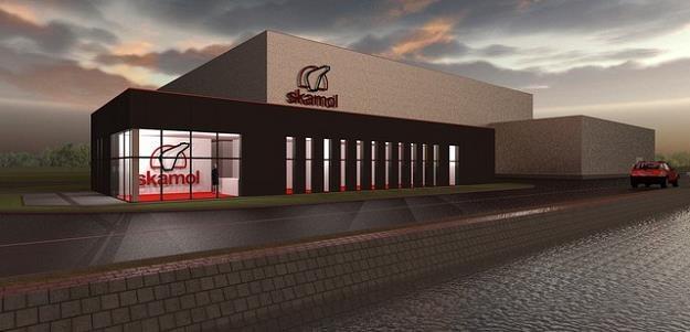 Panattoni Europe buduje fabrykę w Opolu - 6000 m kw. dla Skamol A/S /Informacja prasowa