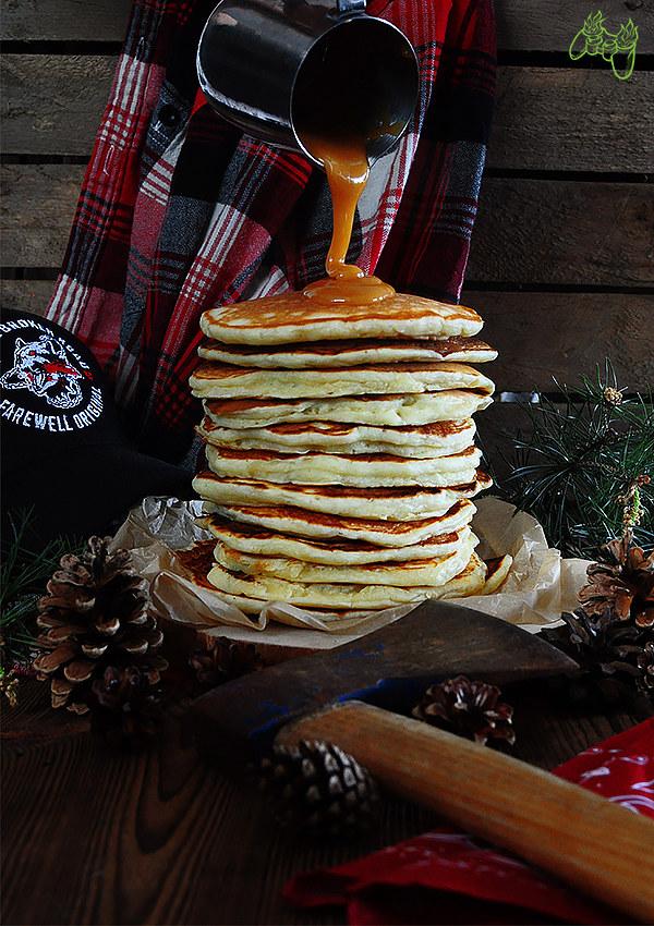 Pancakes - inspiracja Days Gone / Fot. Nerds' Kitchen /materiały źródłowe