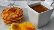 Pancaki z sosem karmelowym i cytrusami (po 24 miesiącu)