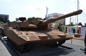 Pancerna rewolucja dla polskich Leopardów
