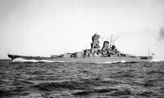 "Pancernik ""Yamato"" /materiały prasowe"