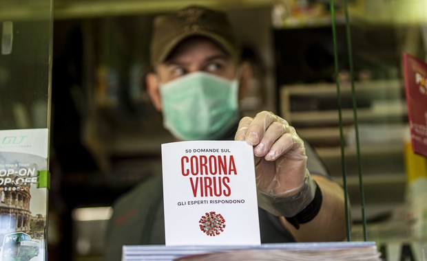 Pandemia koronawirusa. 287 przypadków zakażeń w Polsce [RELACJA 18 marca]