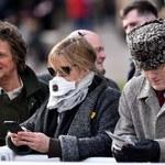 Pandemia koronawirusa. Cierpienie w Wielkiej Brytanii mogły nasilić wydarzenia sportowe