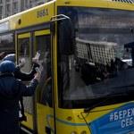 Pandemia koronawirusa. W Kijowie transport publiczny tylko dla posiadaczy przepustek