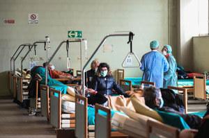 Pandemia koronawirusa. Włochy: Na północy katastrofa, są nowe ogniska