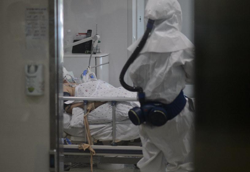 Pandemia to tylko kwestia czasu /123RF/PICSEL
