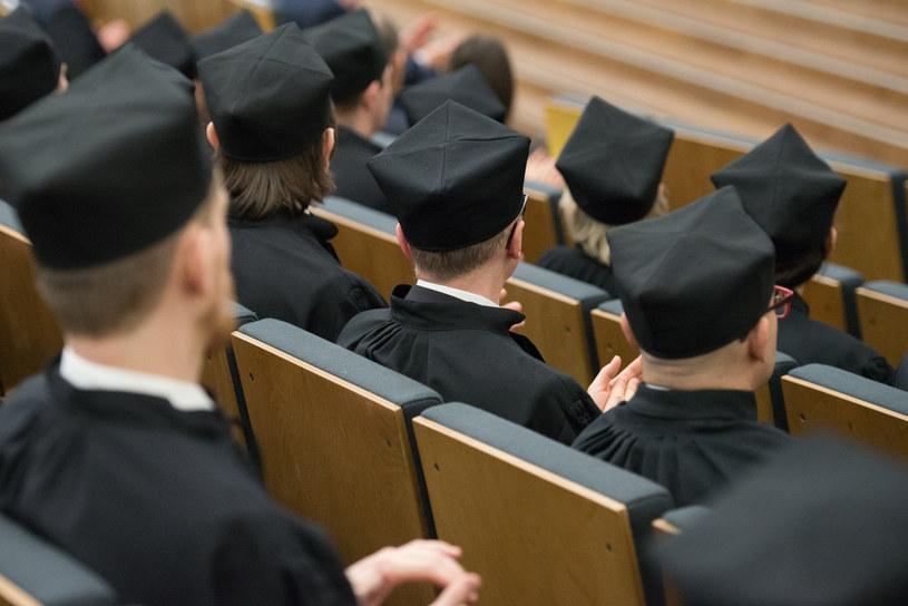 Pandemia utrudnia doktorantom karierę naukową /Lukasz Piecyk /Reporter