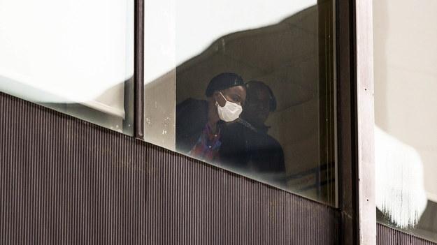 Pandemia w Stanach Zjednoczonych /JUSTIN LANE /PAP/EPA