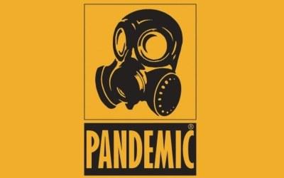 Pandemic Studios - logo /gram.pl