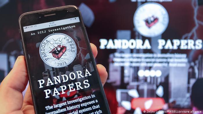 Pandora Papers pokazują, że UE trudno walczyć z unikaniem opodatkowania /Deutsche Welle