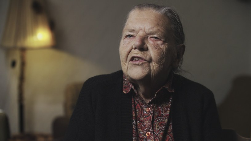 Pani Anna Bablok z Katowic ma 90 lat i ponad 400 tysięcy długu we frankach szwajcarskich /Polsat News
