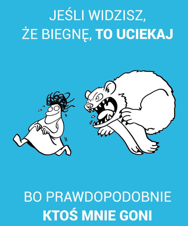 Pani Bukowa i aktywność fizyczna /Wydawnictwo Znak