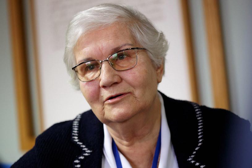 Pani Lidia Maksymowicz /Jarek Praszkiewicz /Agencja FORUM