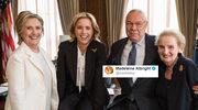 """""""Pani Sekretarz"""": Madeleine Albright, Hillary Clinton i Colin Powell zagrają w serialu"""